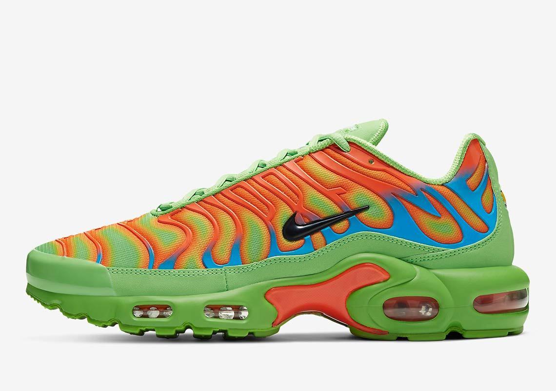 """Supreme x Nike Air Max Plus """"Mean Green"""""""