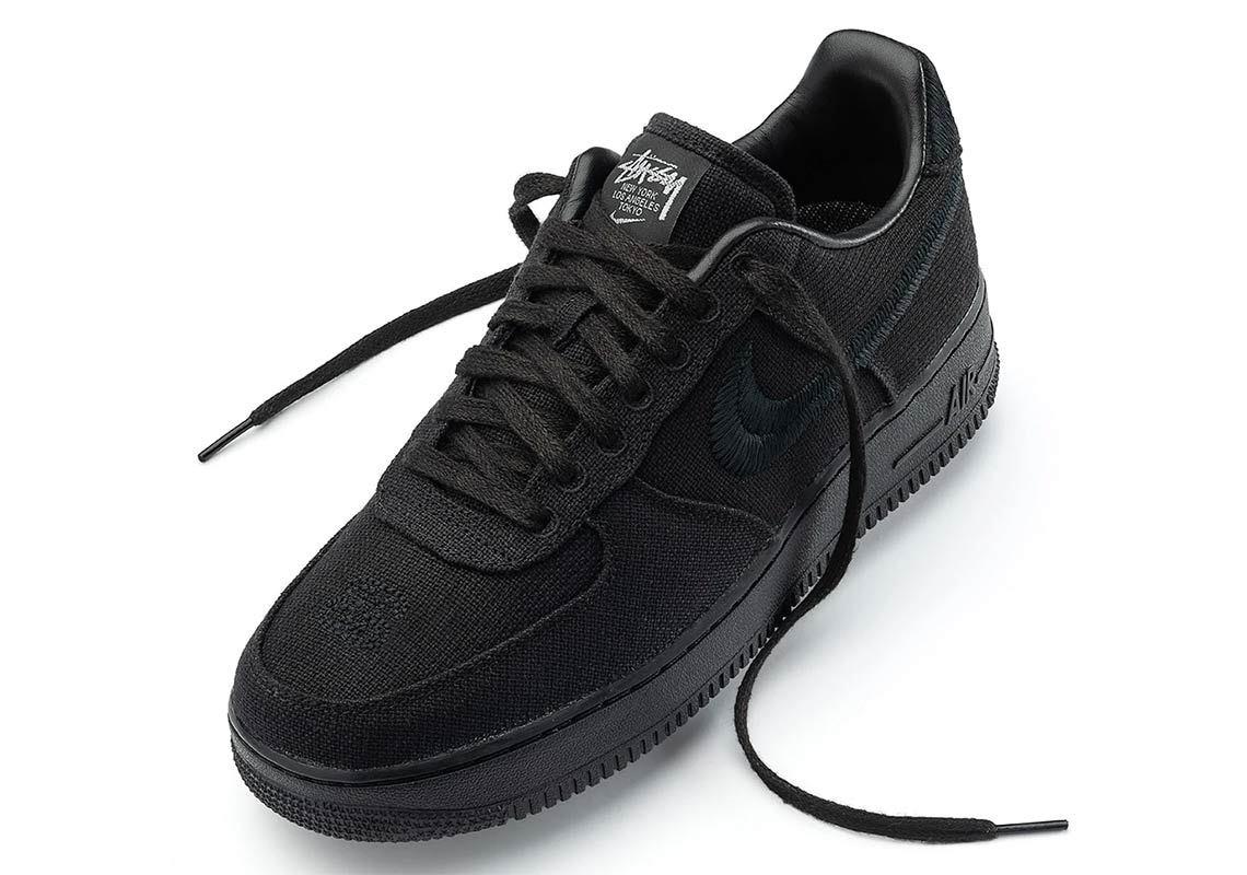 Stussy x Nike Air Force 1