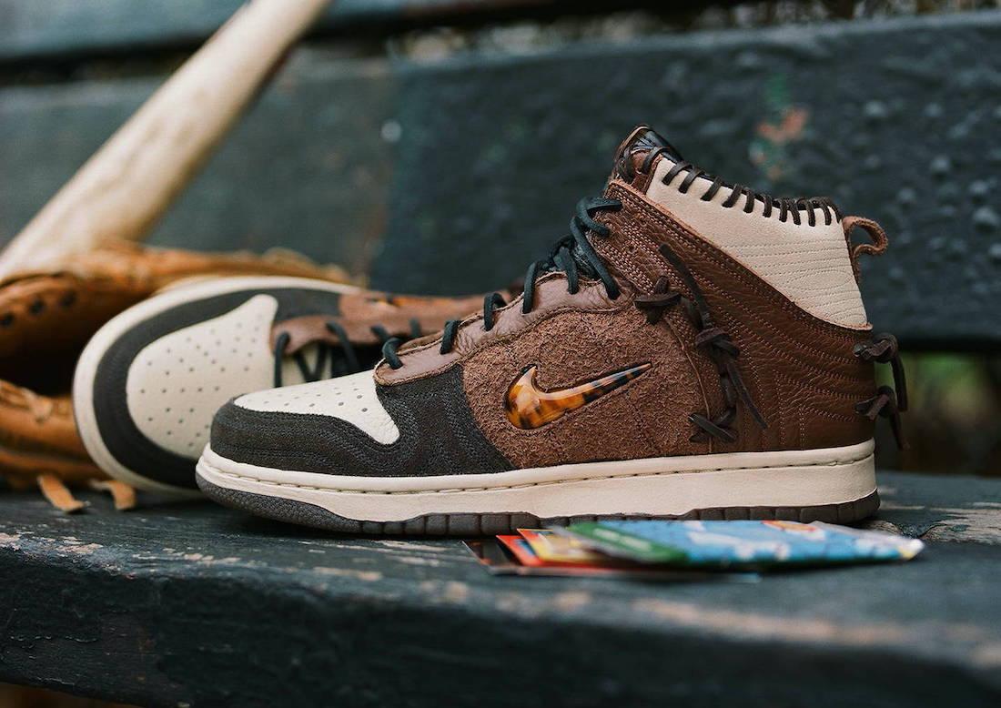 """Bodega x Nike Dunk High """"Legend"""""""