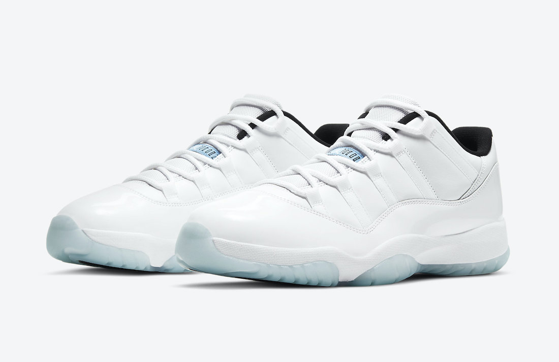 "Air Jordan 11 Low ""Legend Blue"""