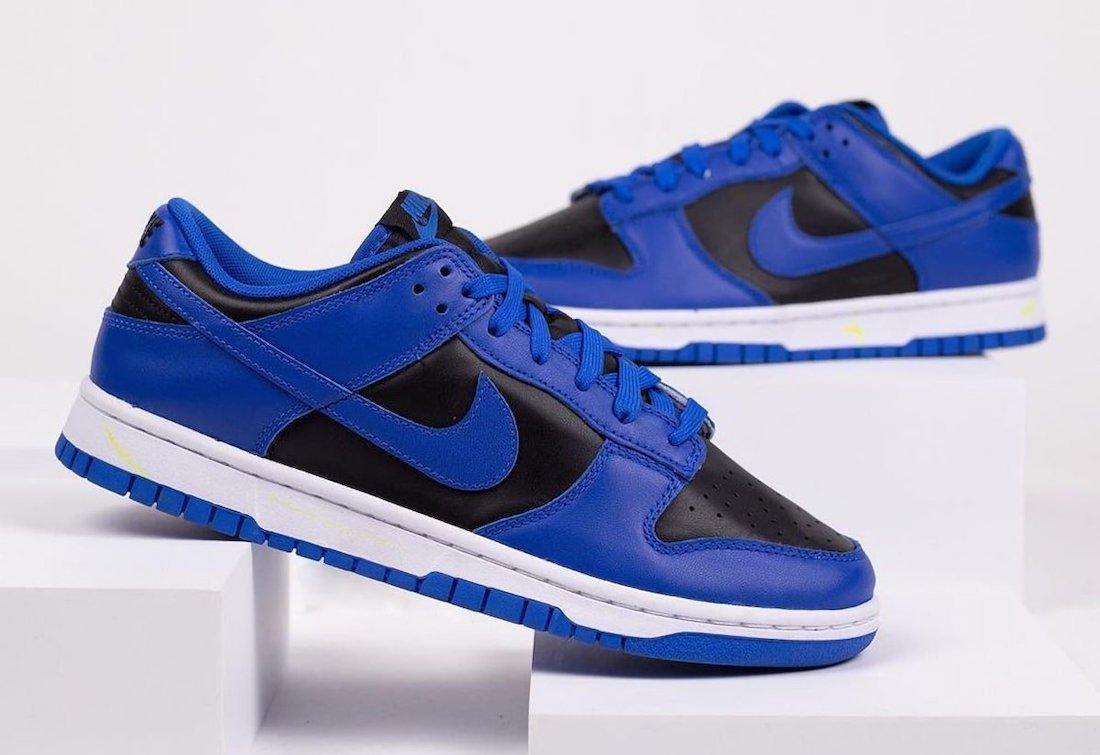 """Nike Dunk Low """"Hyper Cobalt"""""""