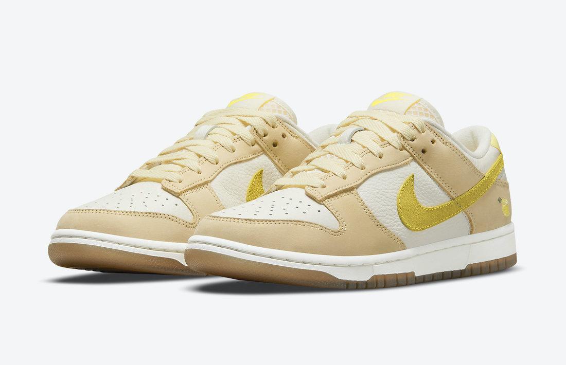 "Nike Dunk Low ""Lemon Drop"""