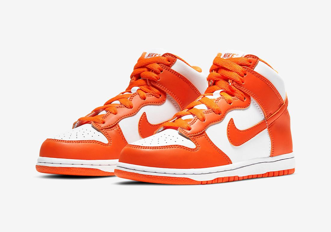 """Nike Dunk High """"Syracuse""""/ナイキ ダンク ハイ"""