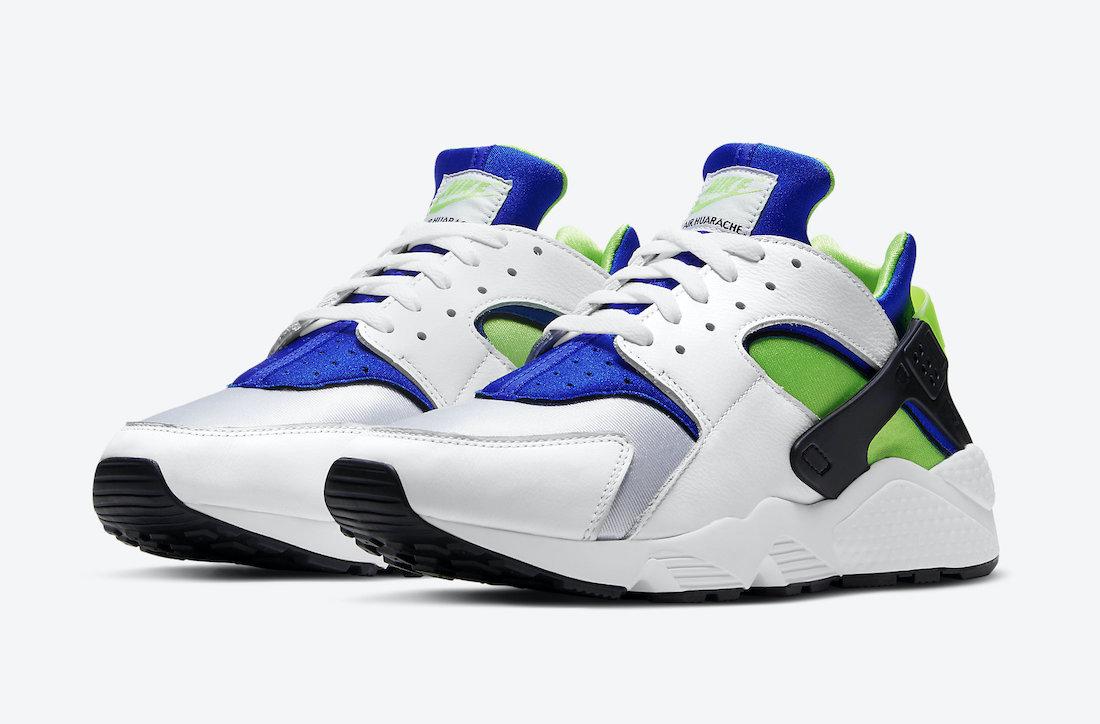 """Nike Air Huarache OG """"Scream Green"""""""