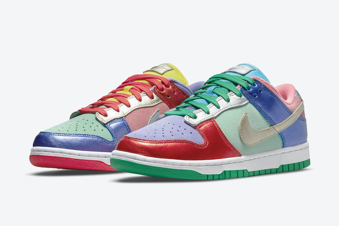 """NIKE WMNS DUNK LOW """"SUNSET PULSE"""""""