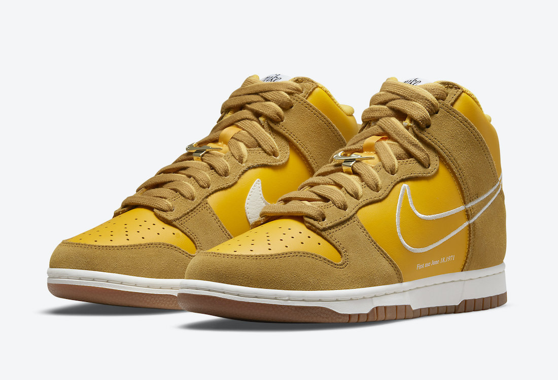"""Nike Dunk High """"First Use"""""""
