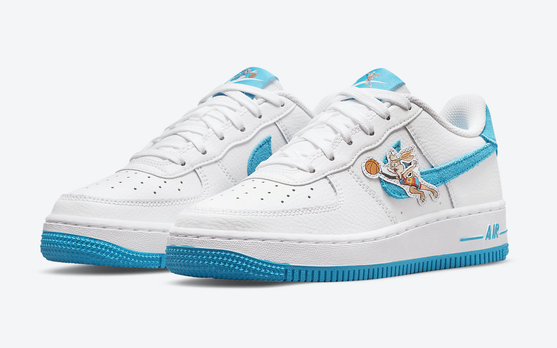 """SPACE PLAYERS × NIKE AIR FORCE 1 """"BUGS BUNNY & LOLA BUNNY"""""""