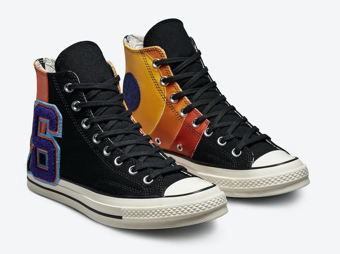 Space Jam x Converse Chuck 70