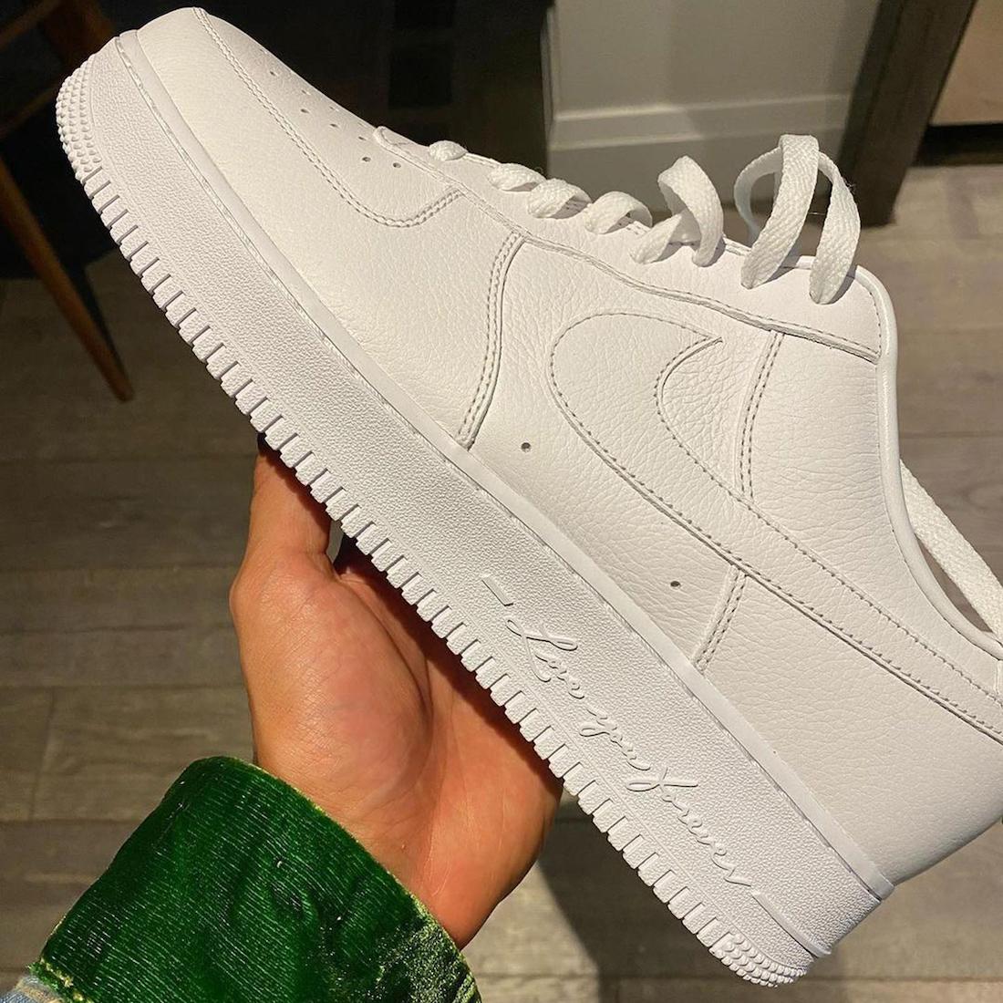 "Drake x Nike Air Force 1 Low ""Certified Lover Boy"""