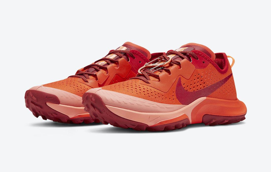"""Nike Air Zoom Terra Kiger 7 """"Team Orange"""""""