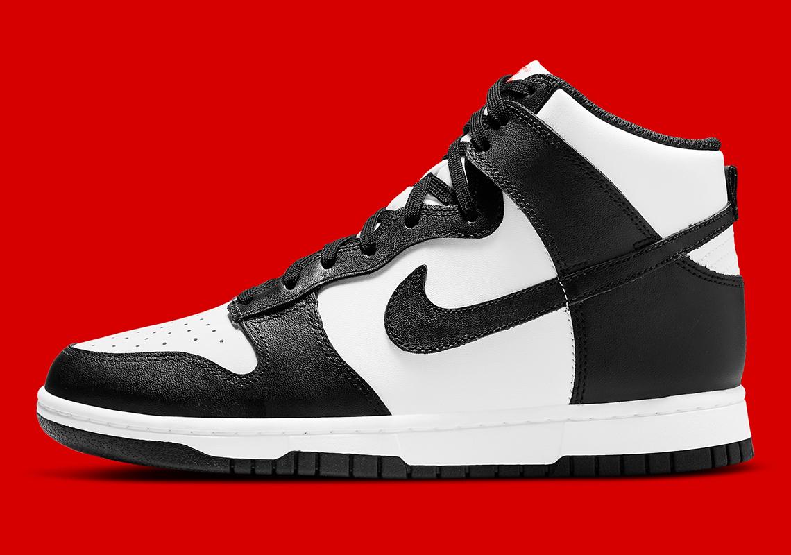 """ナイキ ダンク ハイ """"ブラック/ホワイト""""  ウィメンズ Nike Dunk High """"Black and White"""""""
