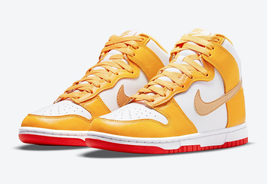 """ナイキ ダンク """"ゴールデン オレンジ"""" 2タイプ Nike Dunk """"Golden Orange"""" 2type"""