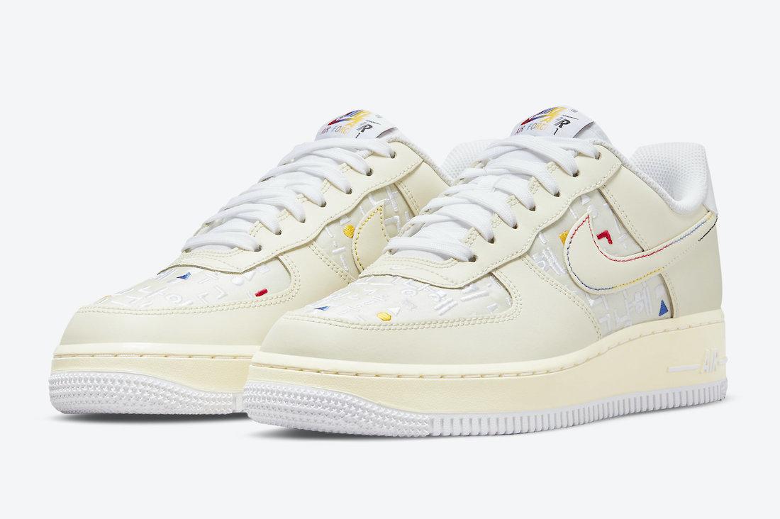 ナイキ エアフォース1 ロー ハングルデイ 2カラー Nike Air Force 1 Low Hangeul Day 2colors