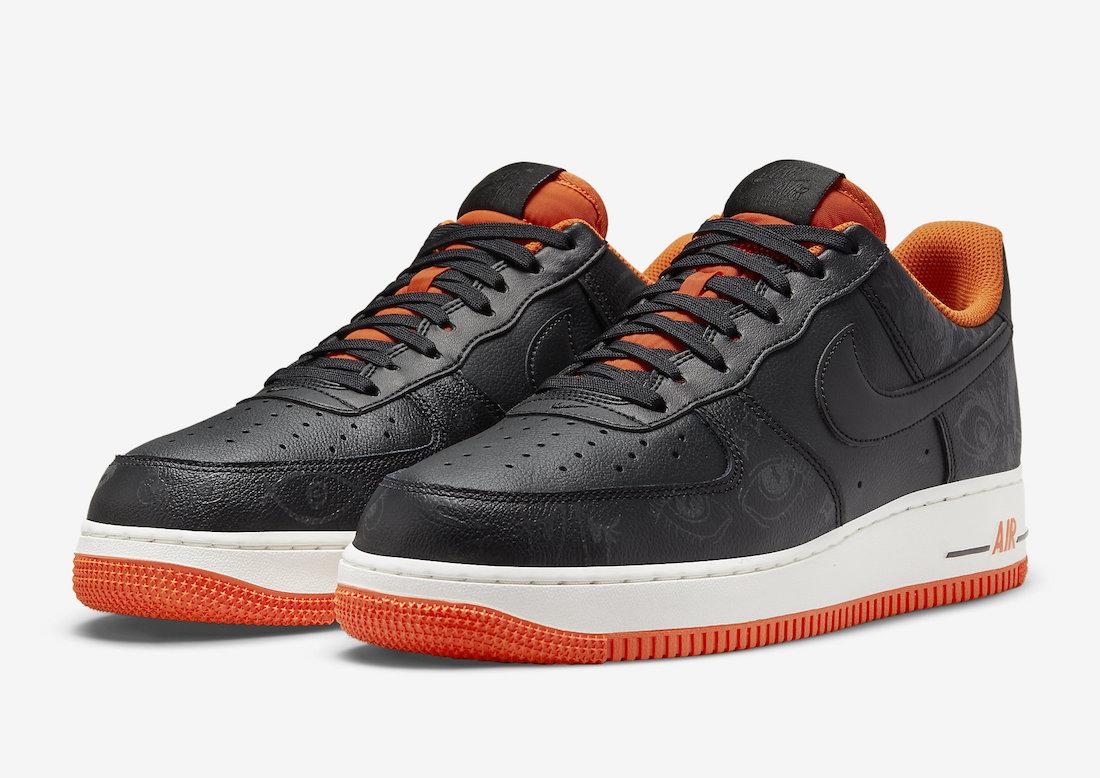 """ナイキ エアフォース1 """"ハロウィーン""""(2021) Nike Air Force 1 """"Halloween"""" (2021)"""