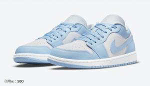 """ナイキ ウィメンズ エアジョーダン1 ロー """"ユニバーシティブルー"""" Nike WMNS Air Jordan 1 Low """"University Blue"""""""